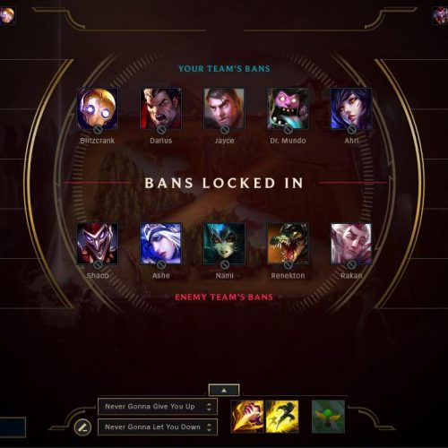 How 10 Champion bans will work in League of Legends