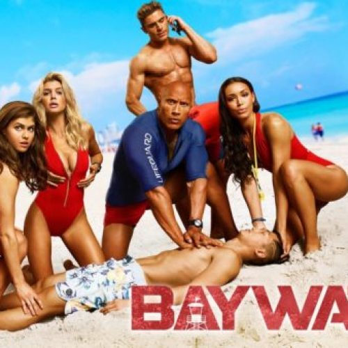 Baywatch barely stays afloat thanks to Dwayne Johnson and Zac Efron (review)