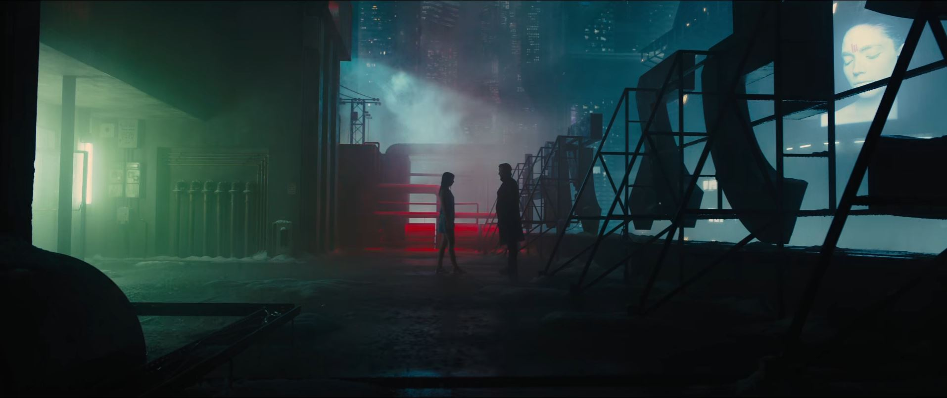 Official Trailer For Blade Runner 2049 Brings The Sci Fi