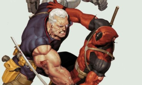 Deadpool, Cable, and Wolverine unite in new Liefeld graphic novel