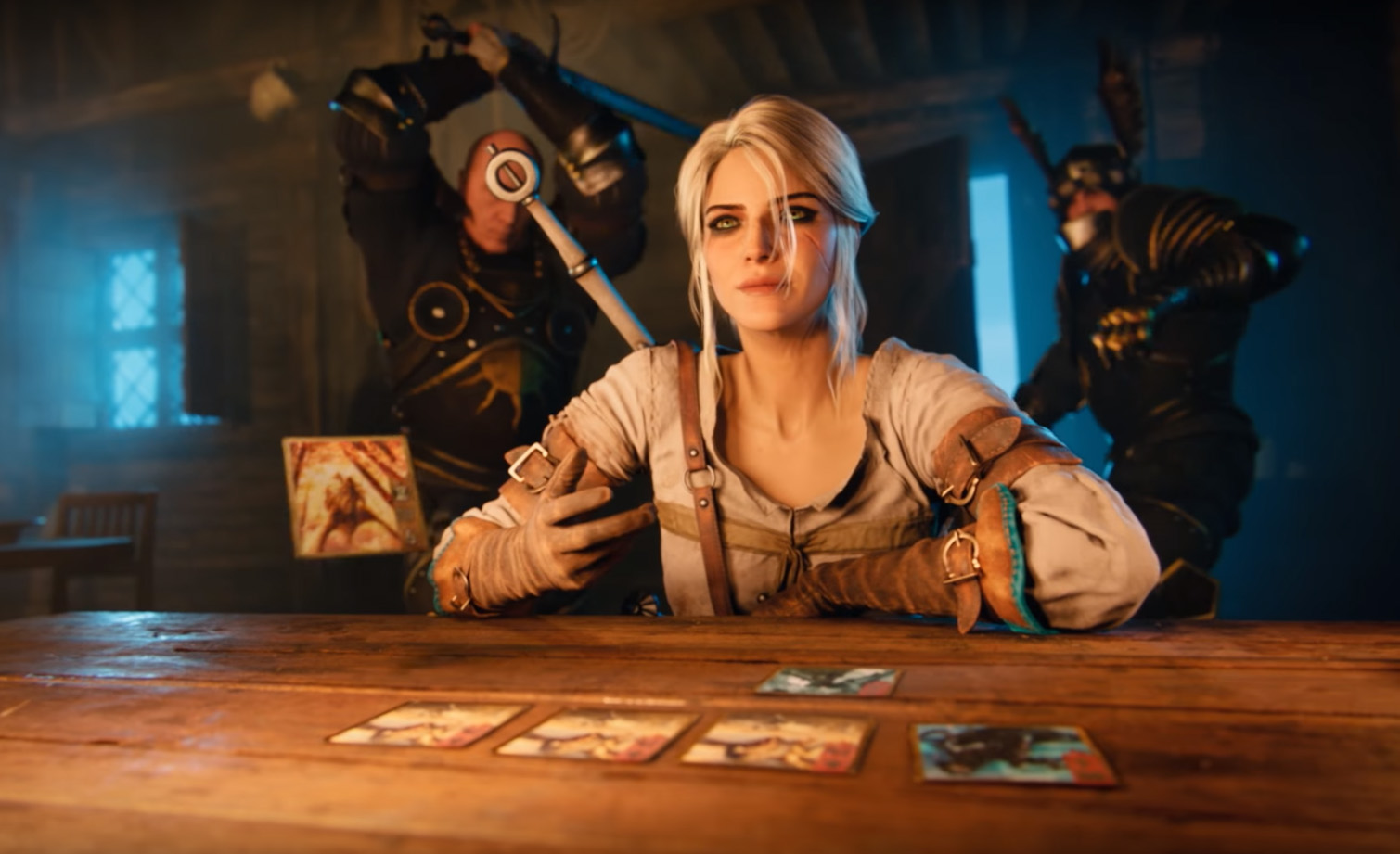 Free Witcher 2 For People Who Played Gwent's Closed Beta