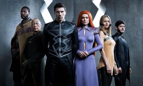Marvel's 'Inhumans' trailer shows us what the Royal Family is capable of