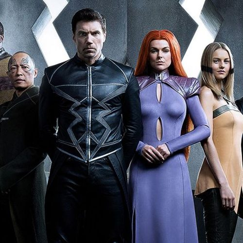 Marvel's Inhumans new First Look description – ABC Upfronts