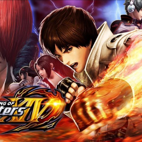 The King of Fighters XIV set for a PC release