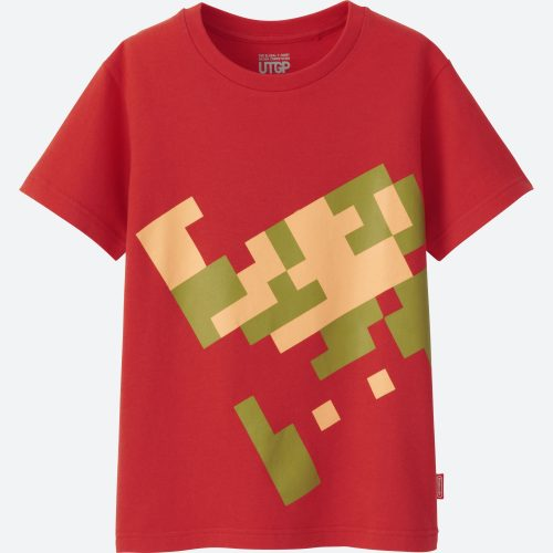 Nintendo-themed t-shirts are coming to UNIQLO