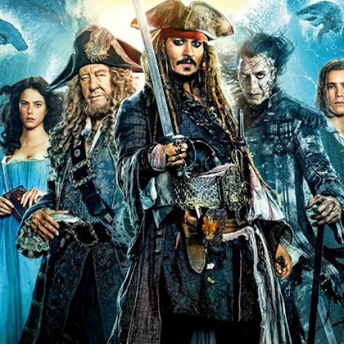 Pirates of the Caribbean: Dead Men Tell No Tales ScreenX review