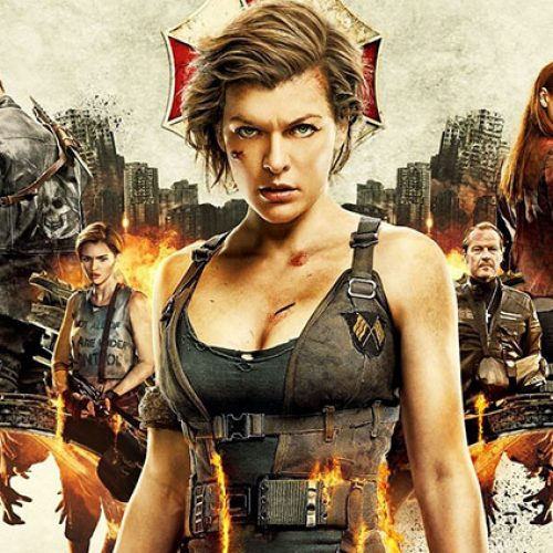 Resident Evil: The Final Chapter – Blu-ray Review