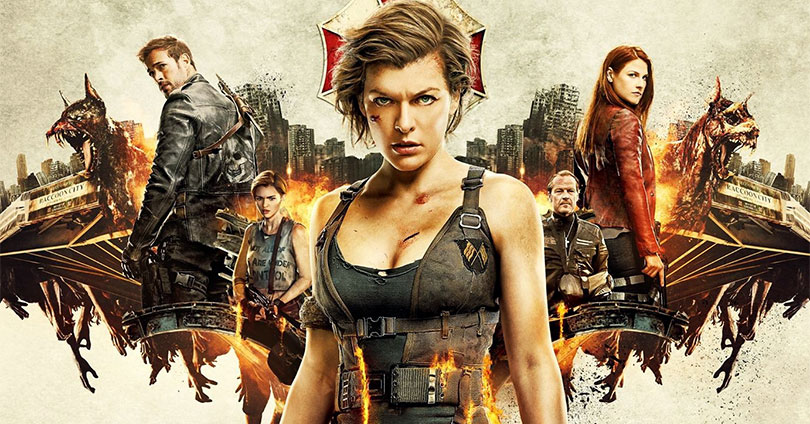 Resident Evil: The Final Chapter - Poster #4