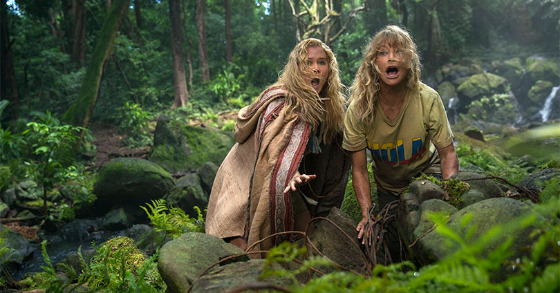 Snatched - Amy Schumer and Goldie Hawn