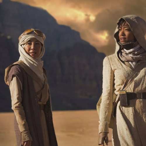 New trailer for Star Trek: Discovery released