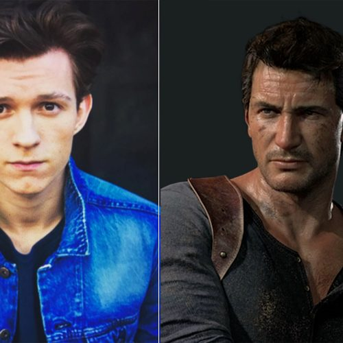 Tom Holland cast as Nathan Drake in 'Uncharted' film
