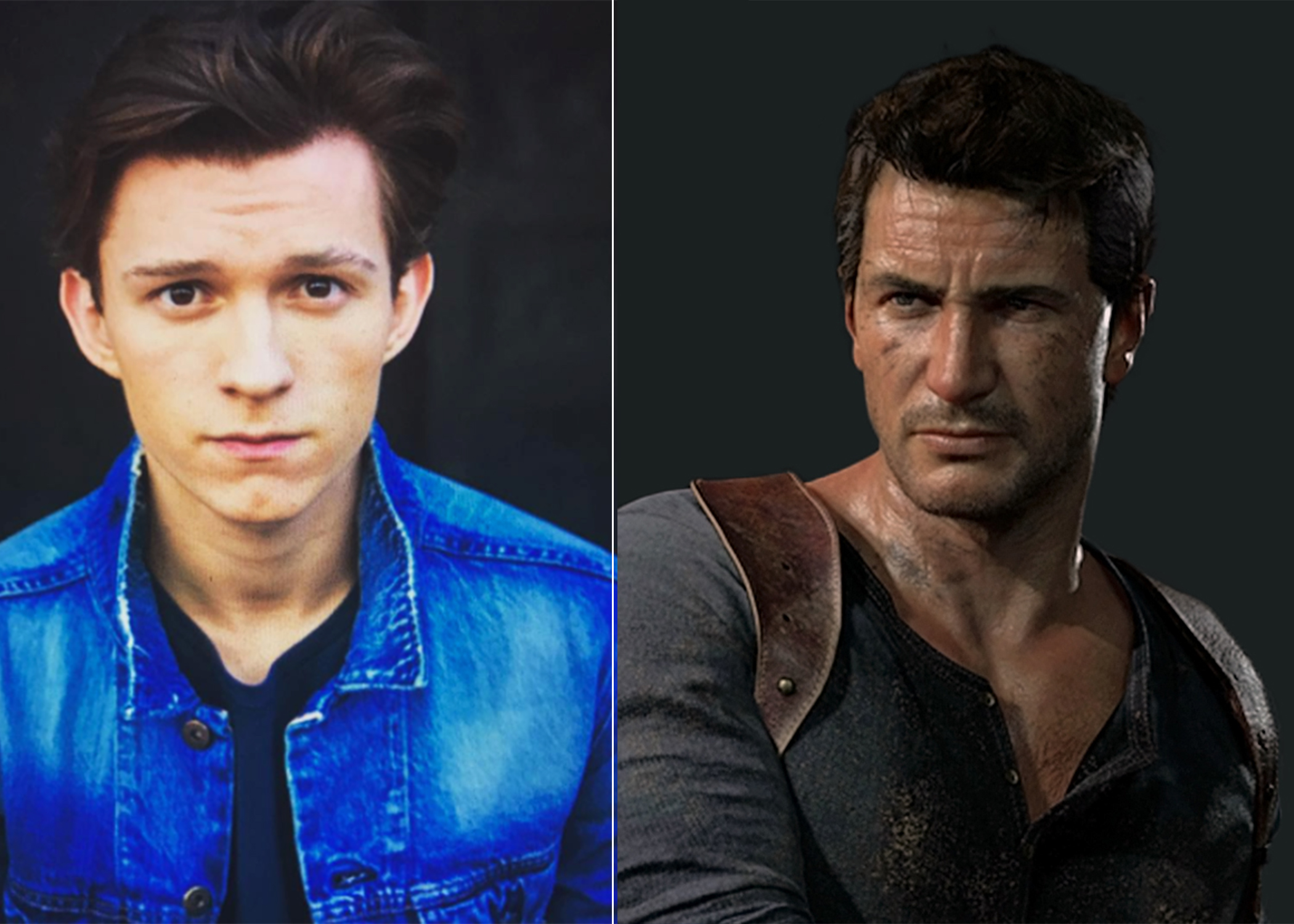 Tom Holland Cast As Nathan Drake In Uncharted Film Nerd Reactor