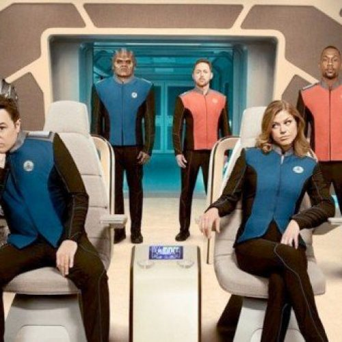 FOX's The Orville: 'Old Wounds' 1×01 review