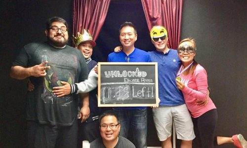 Unlocked: Escape Room's The Return of the Magician – Be an escape artist