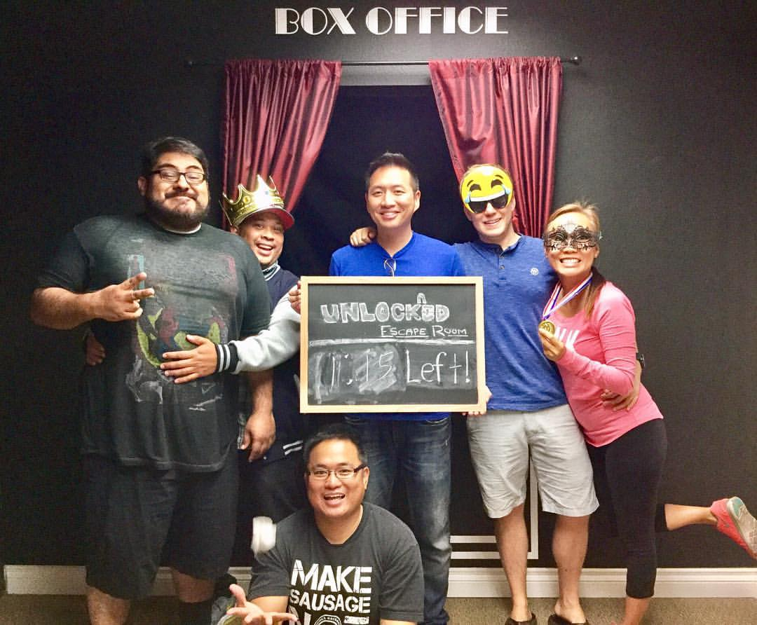The Return of the Magician Unlocked: Escape Room