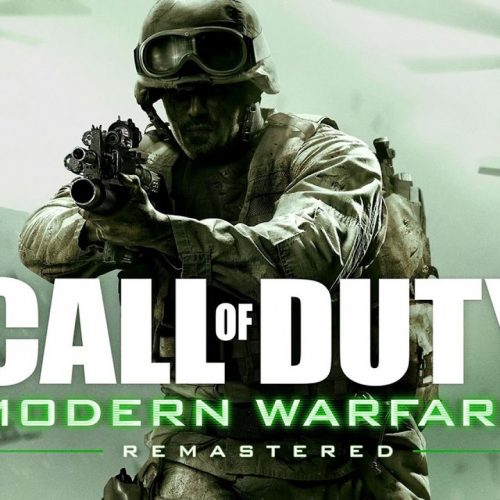 Call of Duty Modern Warfare remastered may get standalone release