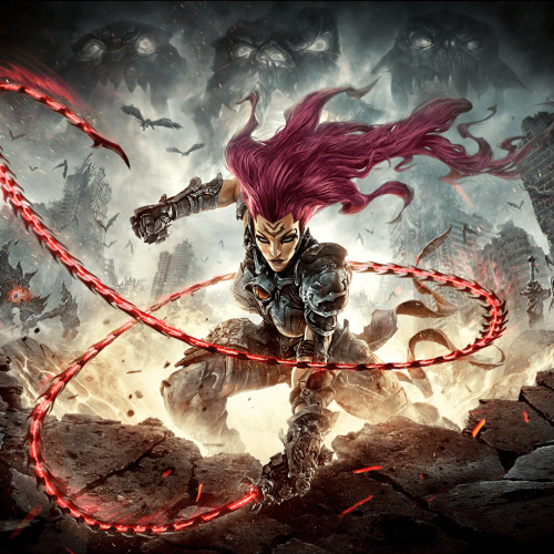 Darksiders III officially revealed as Amazon leaked details