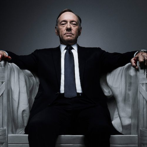 Frank Underwood knows what's best in season 5 official trailer of House of Cards