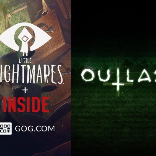 Giveaway: Outlast 2 and Little Nightmares