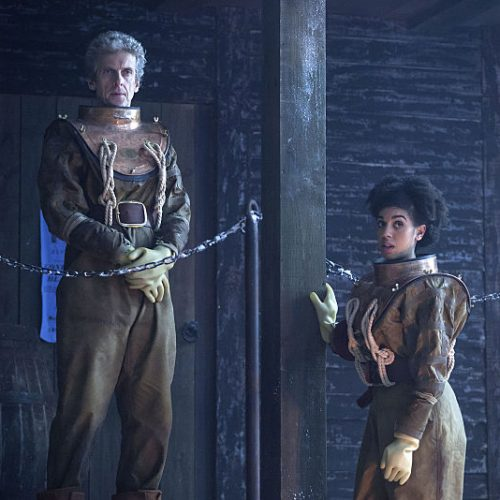 Doctor Who's 'Thin Ice' shows us the Doctor is 'woke' to the issues