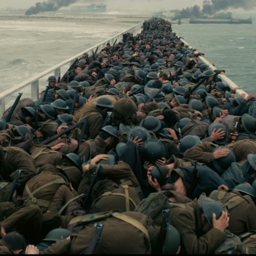Christopher Nolan's Dunkirk gets a new trailer