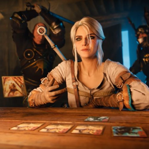 Gwent: The Witcher Card Game Public Beta now available, cinematic trailer released