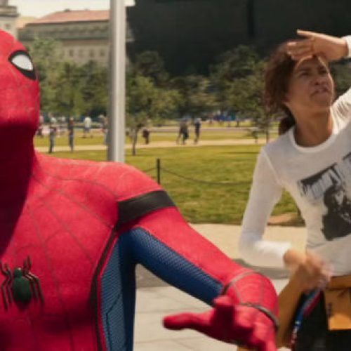Zendaya says she is NOT Mary Jane in Spider-Man: Homecoming
