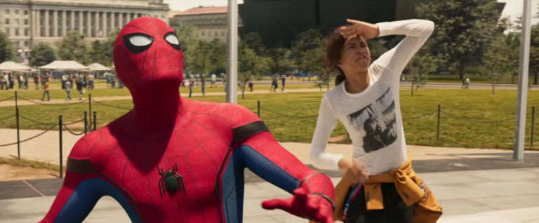 zendaya michelle spider-man homecoming 2