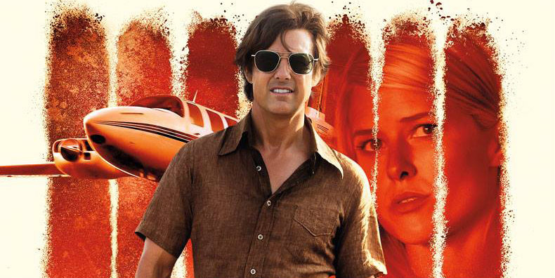 Some of This Tom Cruise Movie Really Happened — American Made Trailer