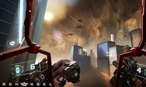 E3 2017: Hands-on with Archangel, a VR game by Skydance Interactive