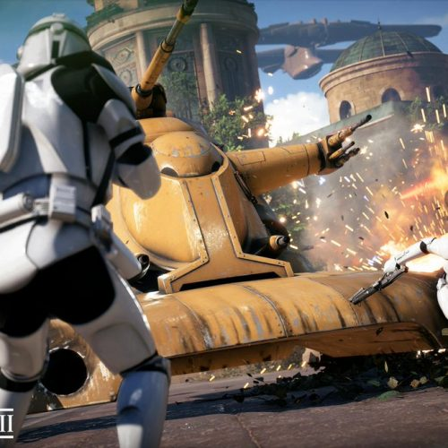 In-depth look: We got our hands on Star Wars: Battlefront 2 multiplayer and it was awesome!