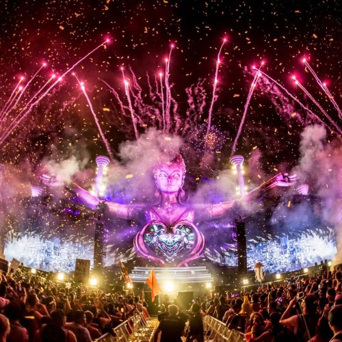 Our EDC 2017 is filled with memories, dancing and PLUR