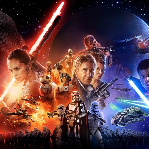 Star Wars: The Force Awakens graphic novel aimed at younger readers