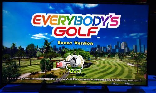 E3 2017: Everybody's Golf retains the old Hot Shots Golf charm