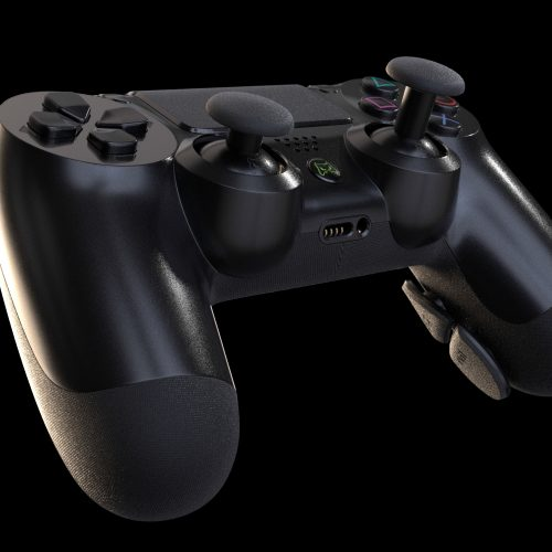 Evil Shift controller is everything you never knew you needed