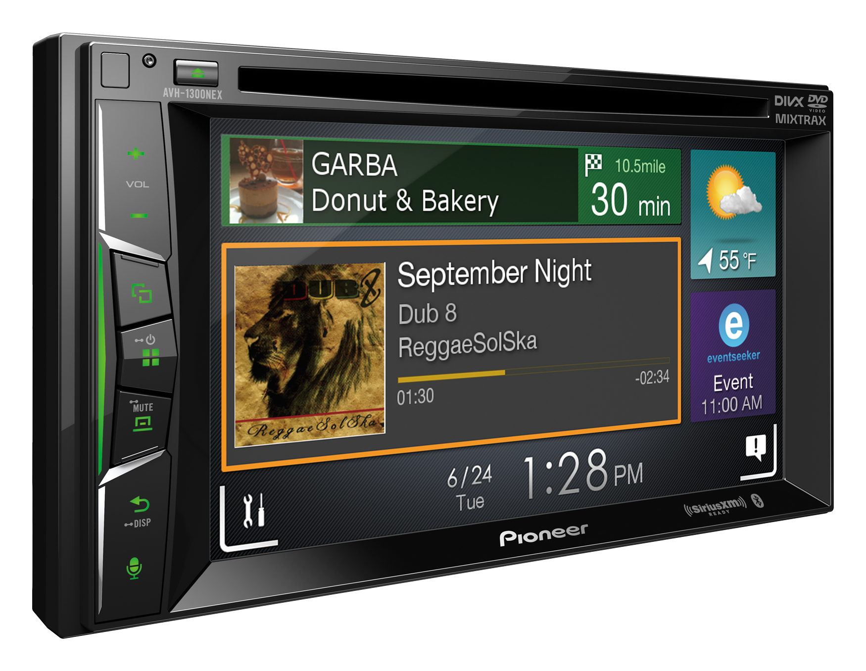 Smartphones And Driving Made Easier With Pioneer Nex