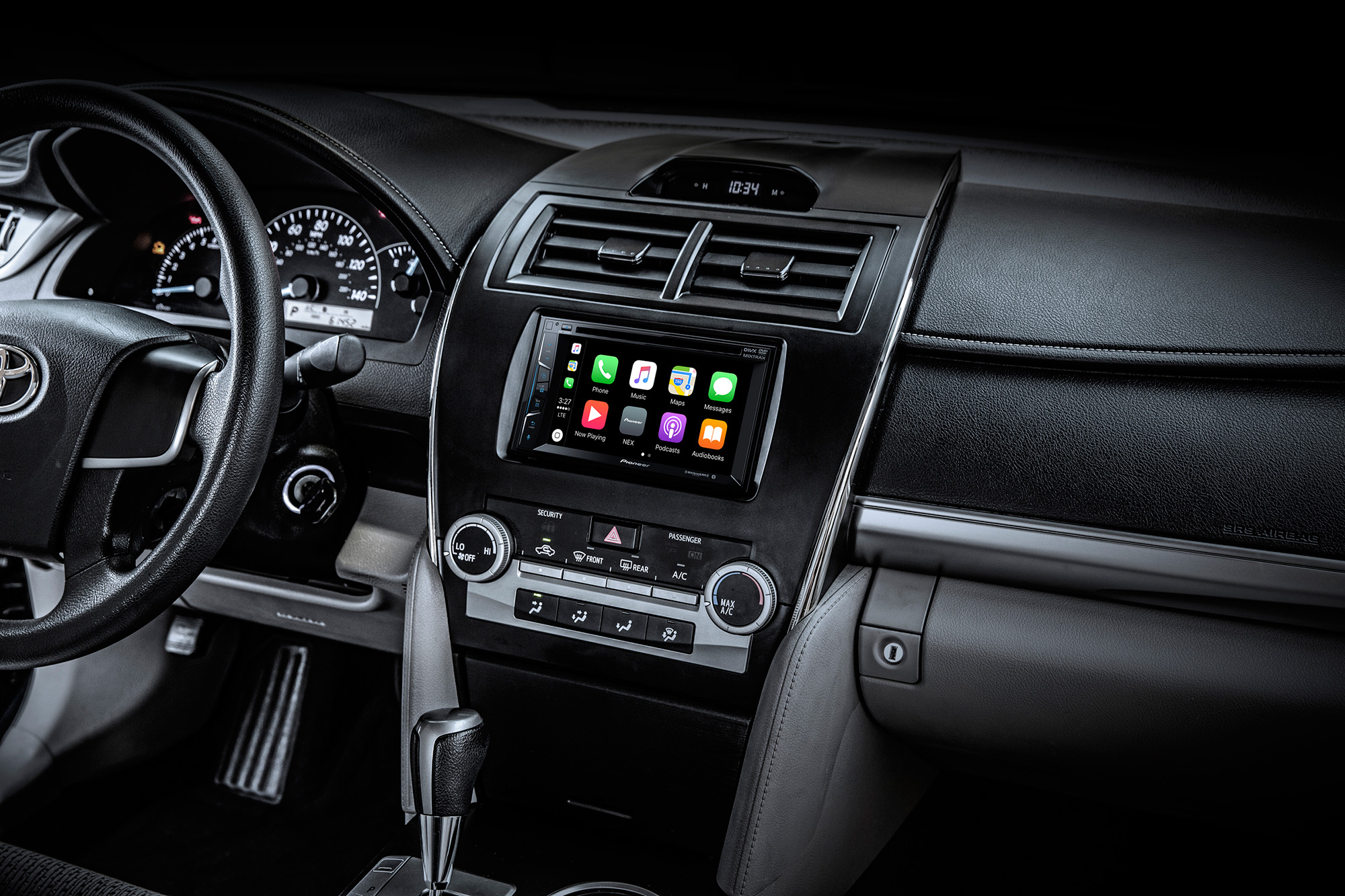 pioneer 2300nex. pioneer electronics has announced its new nex products, which will be coming out in july. the line extend to five in-dash 2300nex 1