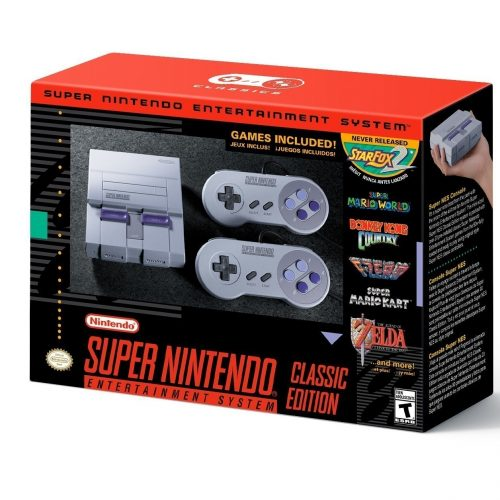 Did Nintendo design the SNES Classic to be customizable by hackers?