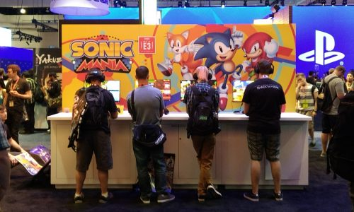 E3 2017: Sonic Mania seeks to recapture old 16-bit glory