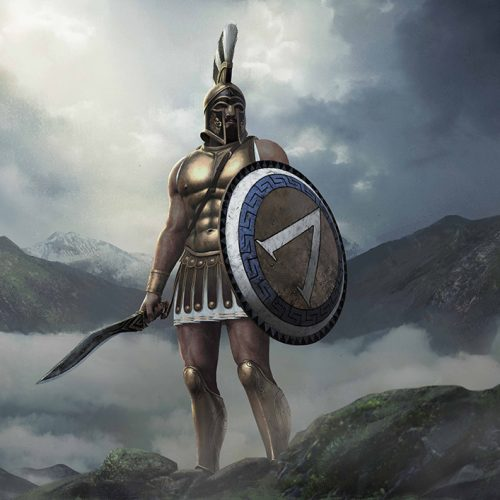 Command historical armies in strategy game Total War: ARENA