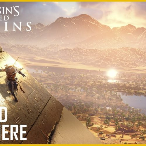 Assassin's Creed Origins will showcase the Brotherhood's beginning