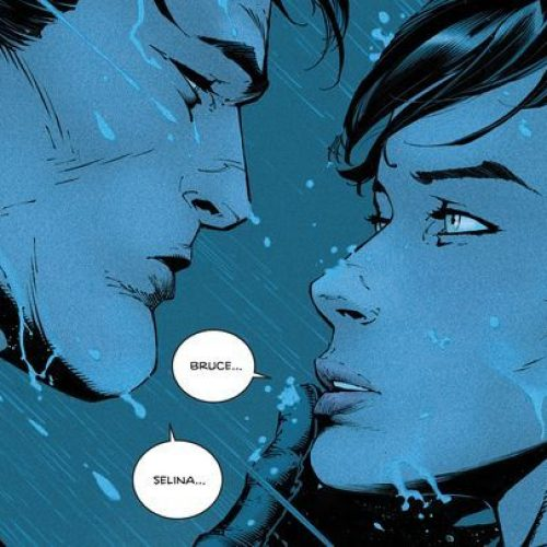 Bruce Wayne does the unthinkable with Catwoman in Batman #24