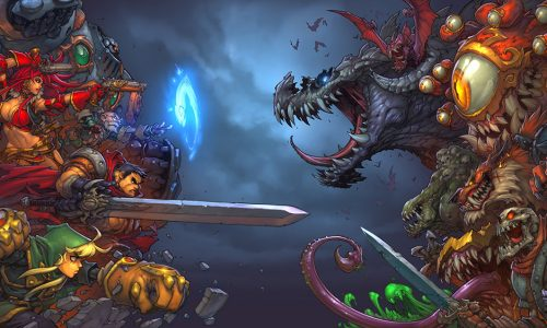 Battle Chasers: Nightwar RPG has us intrigued at E3, plus you can fish!
