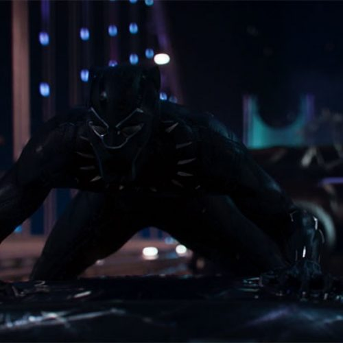 'Black Panther' teaser trailer is finally here