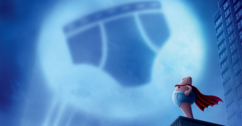 Captain Underpants: The First Epic Movie - Poster #1