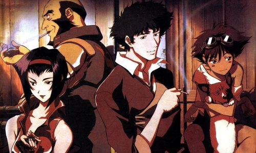 Cowboy Bebop is getting a live-action series