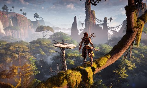 Sony boss has long term plans for Horizon Zero Dawn