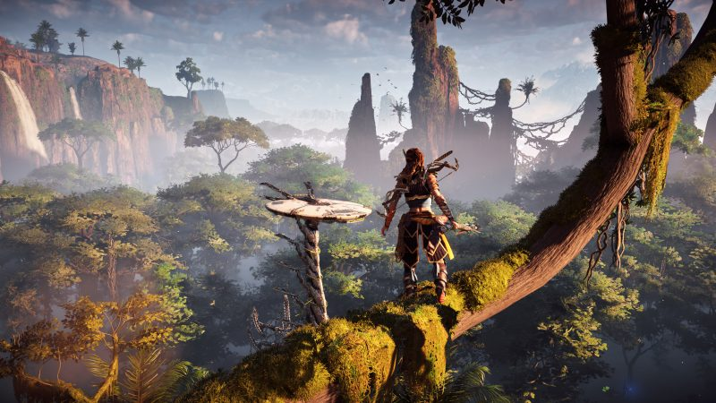 A Game Similar To Horizon Zero Dawn Could Be Coming To Xbox