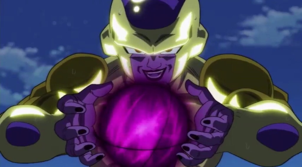 Image result for Frieza Dragon Ball Super
