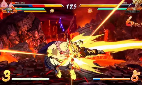 Bandai Namco teams up with Arc System Works to unveil Dragonball FighterZ fighting game